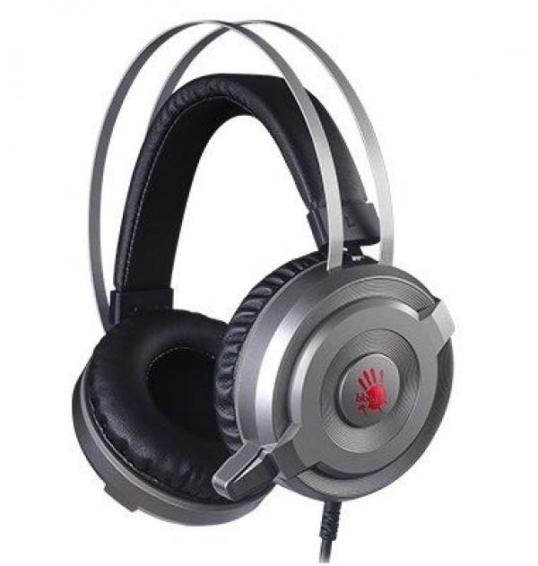 A4-TECH A4-G520 Bloody gejmerske slusalice sa mikrofonom 7.1 , 50mm/16ohm, color LED, USB