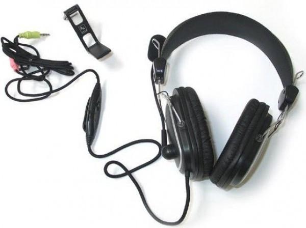 A4-TECH A4-HS-50 Gejmerske slusalice sa mikrofonom