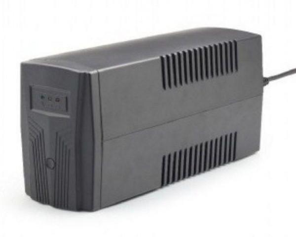 GEMBIRD EG-UPS-B850  850VA 510W AVR UPS, 2 x Shuko output sockets, black