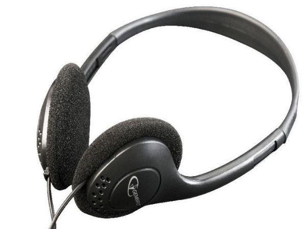 GEMBIRD MHP-123  Stereo slusalice sa volume kontrolom black