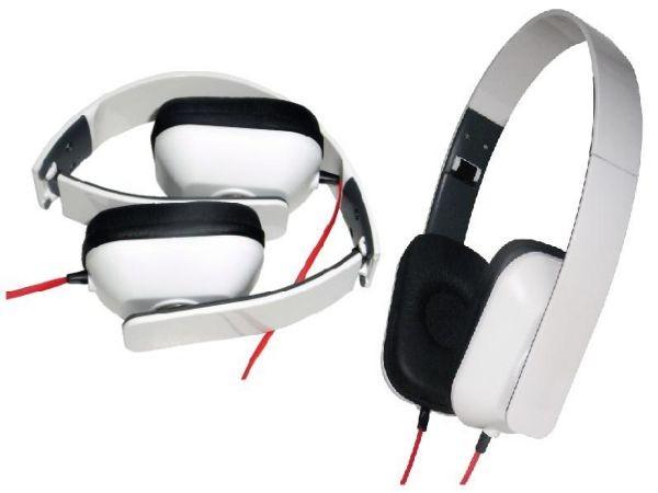 GEMBIRD MHP-FCO-GW  Stereo slusalice white FO
