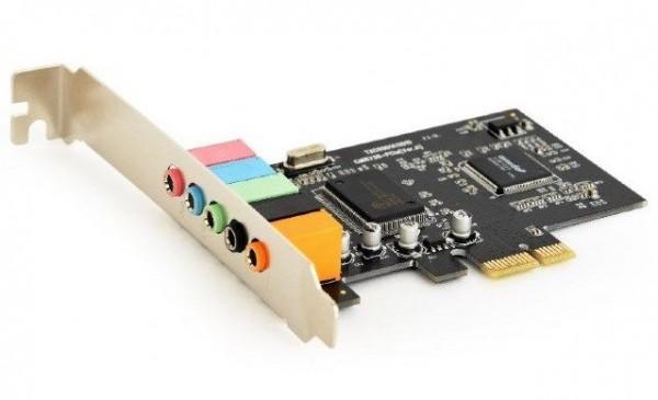 GEMBIRD SC-5.1-4  zvucna kartica 5.1 channel PCI-Express