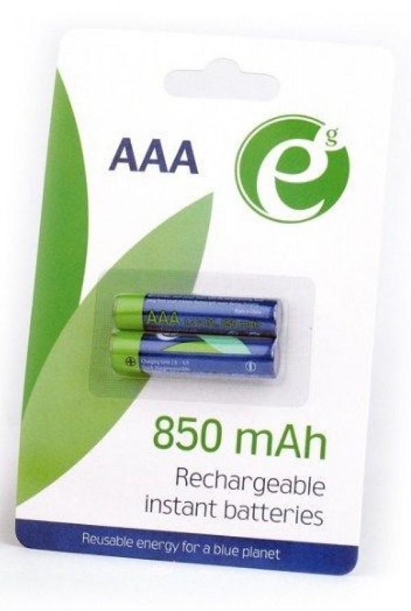 GEMBIRD EG-BA-AAA8R-01 ENERGENIE 850mAh AAA, PAK2 CK, ready-to-use PUNJIVE NiM baterije (rechargeable)