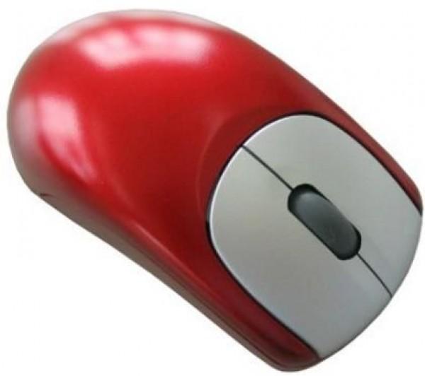 GEMBIRD MUSOPTIM-CB-RED  Opticki mis 800Dpi red PS/2+USB