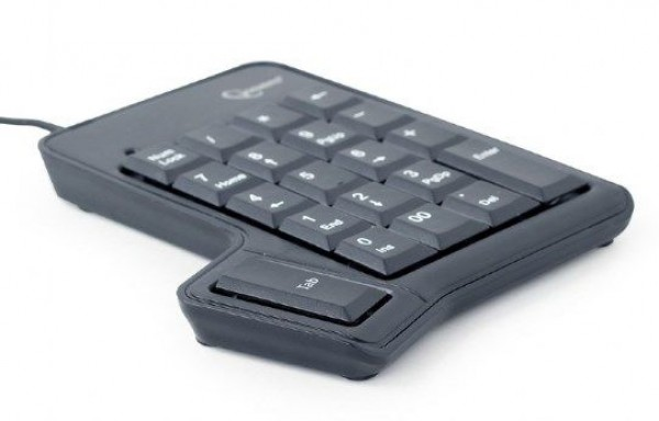 GEMBIRD KPD-UT-01  numericka tastatura + TAB Black USB