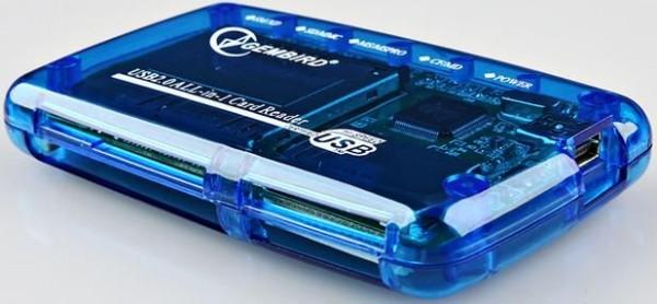 GEMBIRD FD2-ALLIN1  USB 2.0 citac svih tipova memorijskih kartica