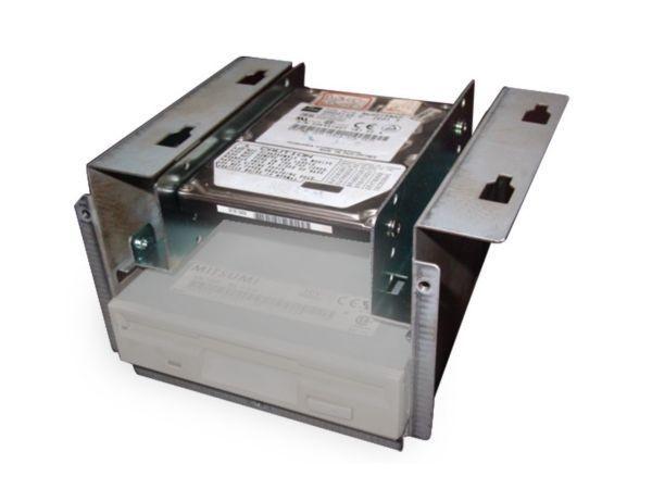GEMBIRD MF-3241  adapter za montazu 4 X 2.5\'' hard diska u 3.5\'' otvoru