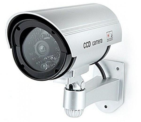 GEMBIRD CAM-DS-02  Outdoor dummy security camera IMITACIJA KAMERE