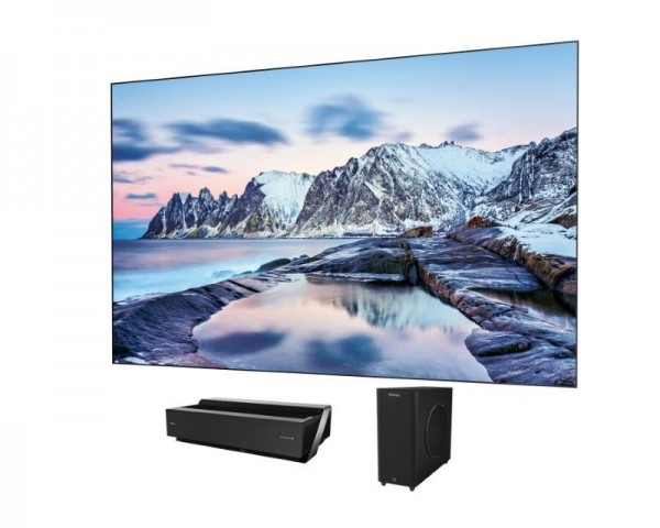 HISENSE 100'' Televizor H100LDA 4K UHD SMART digital Laser TV + LTS100MHEU panel + VW6 zvučnici