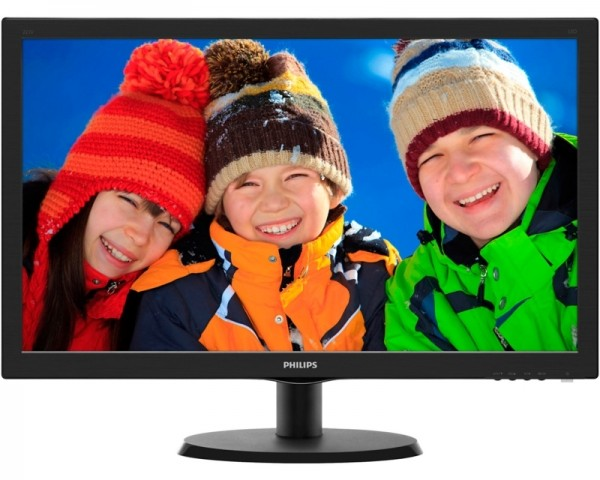 PHILIPS 21.5'' Monitor V-line 223V5LSB210 LED