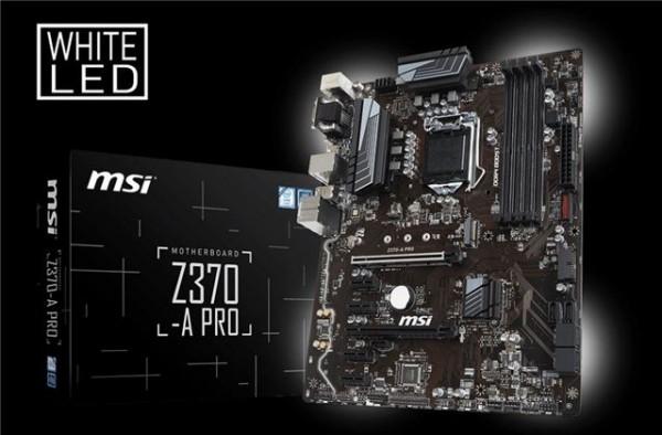 MSI 1151_v2 Matična ploča  Z390-A PRO