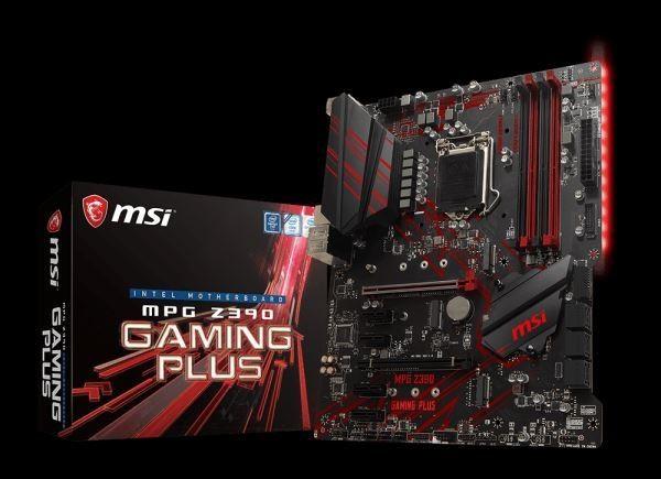 MSI 1151_v2 Matična ploča  MPG Z390 GAMING PLUS