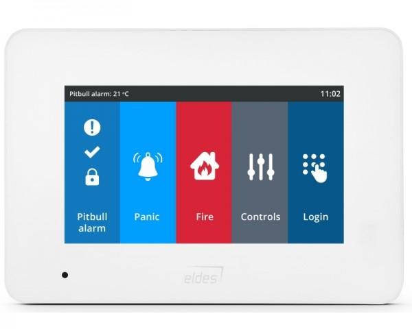 ELDES EWKB5 Bežični šifrator sa ekranom osetljivim na dodir