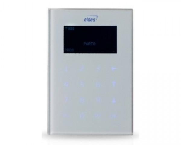 ELDES LCD šifrator žični EKB2 beli