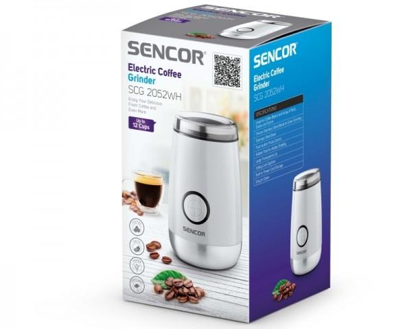SENCOR SCG 2052WH električni mlin za kafu