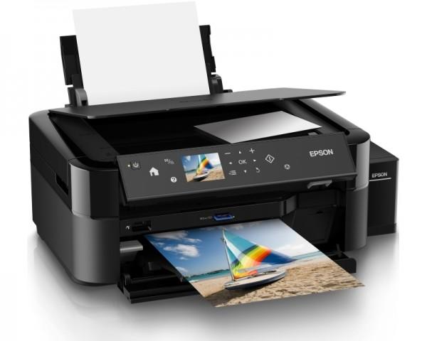 EPSON L850 EcoTank ITS (6 boja) Photo multifunkcijski inkjet uređaj