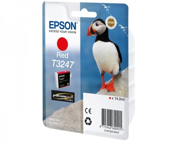 EPSON T3247 crveni kertridž