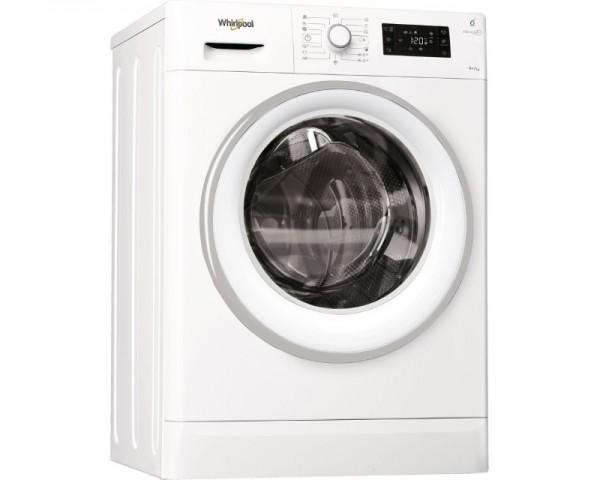 WHIRLPOOL Mašina za pranje i sušenje veša FWDG97168WS