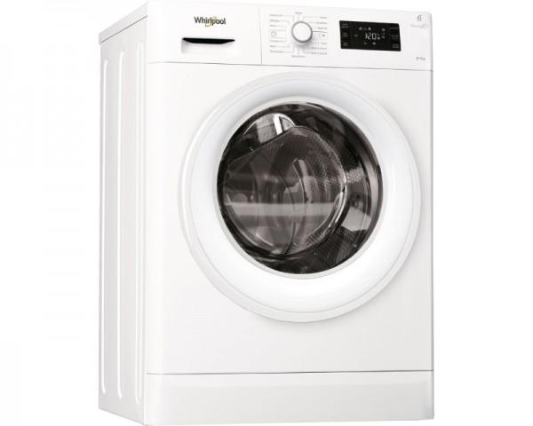 WHIRLPOOL Mašina za pranje i sušenje veša FWDG86148W