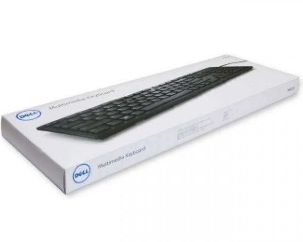 DELL Multimedia KB216 USB US retail box crna