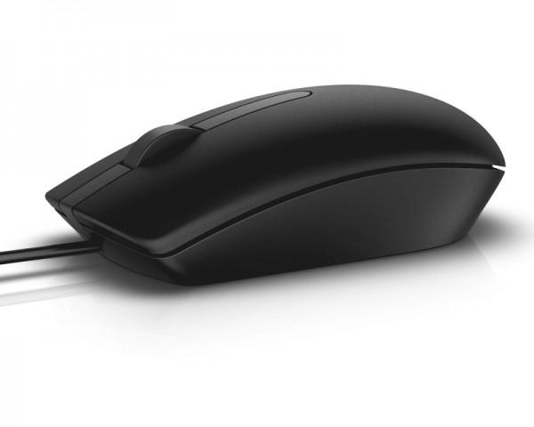 DELL MS116 USB Optical crni miš